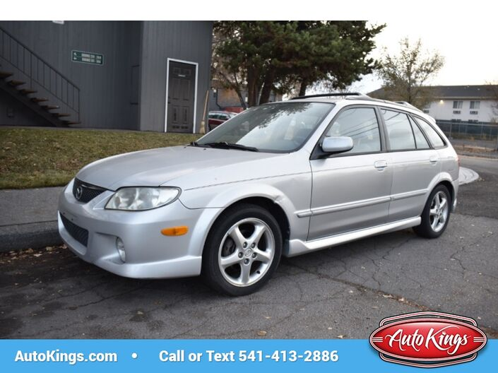 2002 Mazda Protege5 4dr Wgn ES Auto Bend OR