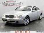 2002 Mercedes-Benz CL-Class CL500 Coupe 5.0L V8 Engine RWD w/ Sunroof, Bose Sound System