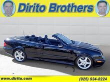 2002_Mercedes-Benz_CLK-Class 2DR CABRIOLET 49630A_2DR CABRIOLET_ Walnut Creek CA