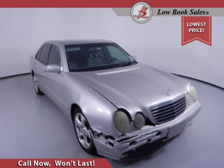 2002_Mercedes-Benz_E-Class__ Salt Lake City UT