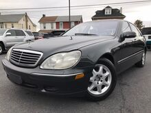 2002_Mercedes-Benz_S-Class_4.3L_ Whitehall PA