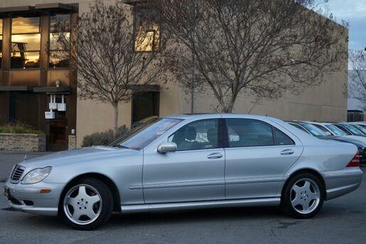 2002_Mercedes-Benz_S-Class_5.0L_ San Rafael CA