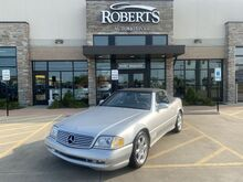 2002_Mercedes-Benz_SL500 Silver Arrow__ Springfield IL