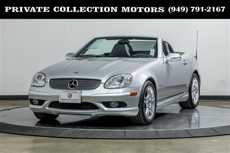 2002_Mercedes-Benz_SLK-Class_SLK32 AMG 3.2L AMG_ Costa Mesa CA