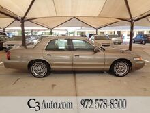 2002_Mercury_Grand Marquis_GS_ Plano TX