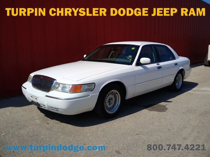 2002 Mercury Grand Marquis LS Premium Dubuque IA