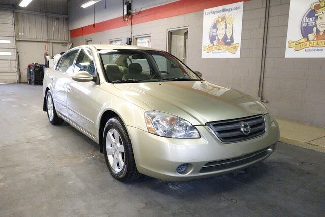 2002 Nissan Altima 2.5 Winter Haven FL