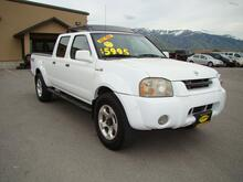 2002_Nissan_Frontier__ North Logan UT