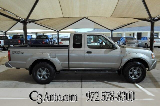 2002 Nissan Frontier 2WD XE Plano TX