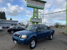 2002_Nissan_Frontier 4WD_SC SuperCharger_ Eugene OR