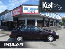 2002_Nissan_Sentra_XE, Personalized Paint Job, Air Conditioning_ Kelowna BC