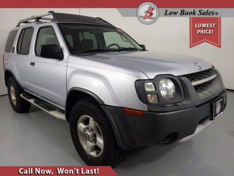2002_Nissan_XTERRA XE_SE_ Salt Lake City UT