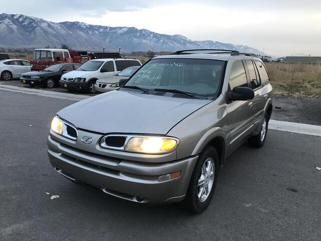 2002 OLDSMOBILE Bravada GL North Logan UT