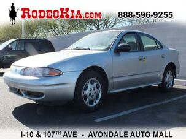 2002_Oldsmobile_Alero_GX_ Phoenix AZ