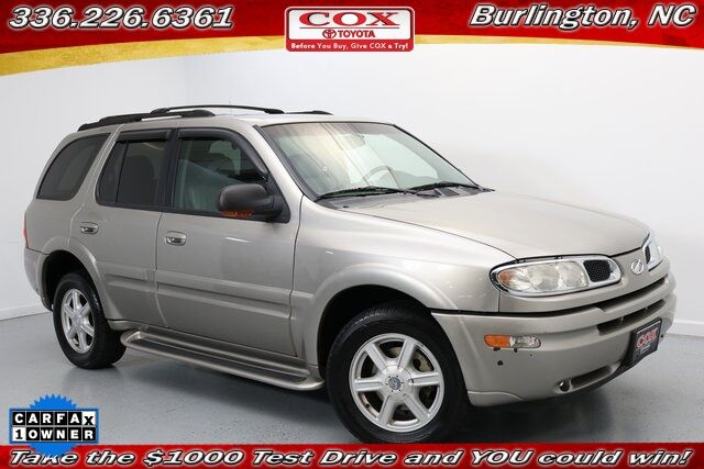 2002 Oldsmobile Bravada Base Burlington NC