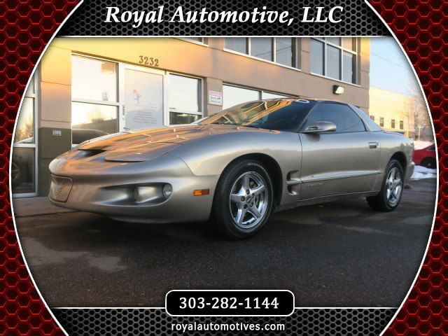 2002 PONTIAC FIREBIRD  Englewood CO