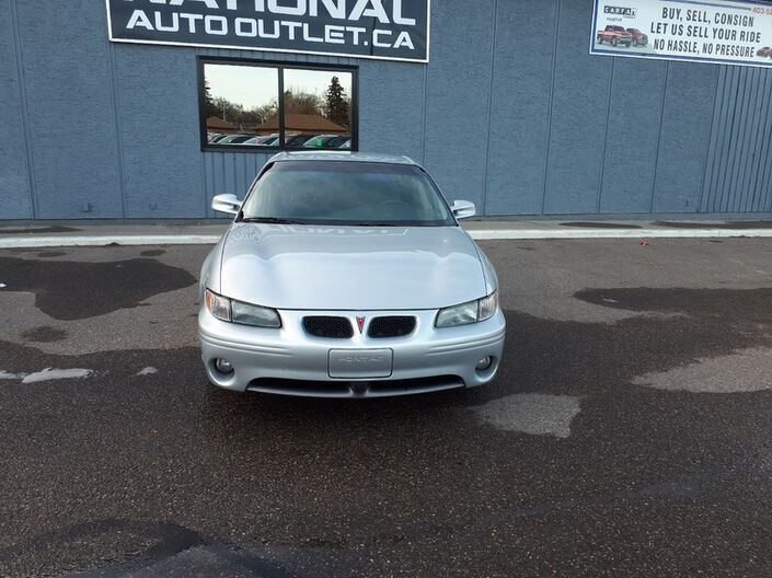 2002 Pontiac Grand Prix GT - ONE OWNER, CLEAN CAR PROOF Lethbridge AB