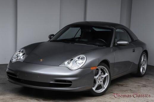 2002 Porsche 911 Carrera 4 Cab  Akron OH
