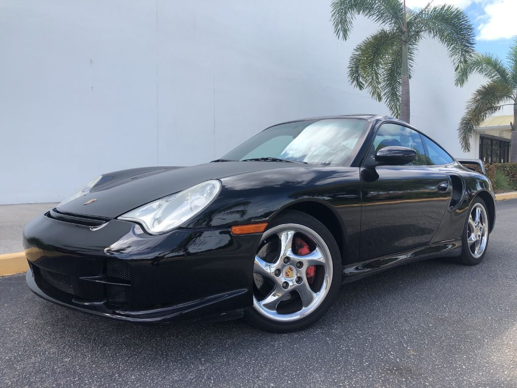 2002 Porsche 911 Carrera TURBO~ ONLY 37K MILES~ CLEAN CARFAX~SUPER LOW MILES~ SHIPPING AVAILABLE! Sarasota FL