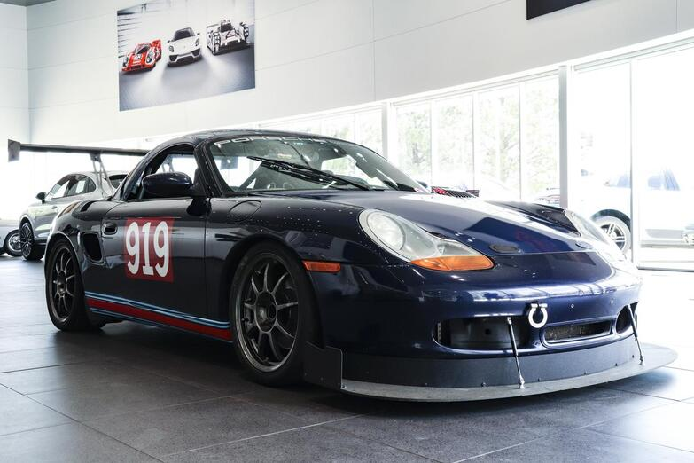 2002 Porsche Boxster Race car Colorado Springs CO