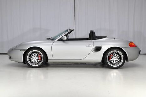 2002_Porsche_Boxster_S 6MT_ West Chester PA