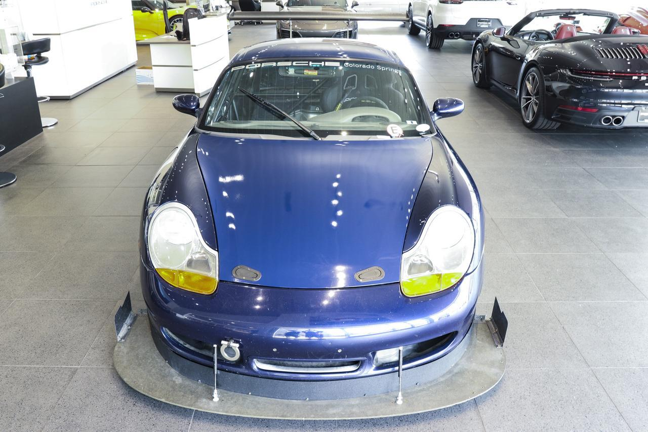 2002 Porsche Boxster S Colorado Springs CO