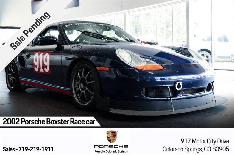 2002 Porsche Boxster S Colorado Springs CO