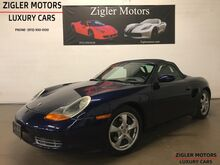 2002_Porsche_Boxster Sport Tiptronic_One Owner Clean Carfax low miles 48kmi_ Addison TX