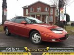 2002 Saturn SC AS IS-Leather-SunRoof-Cruise-AC-Auto-Pwr Group