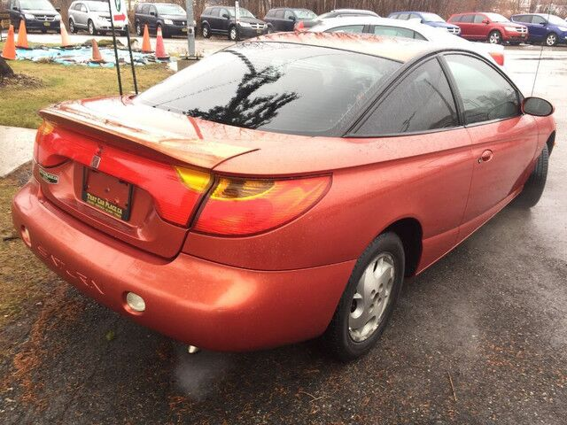 2002 Saturn SC Leather-SunRoof-Cruise-AC-Auto-Pwr Group London ON