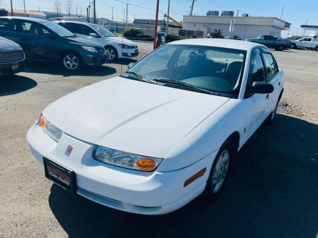 2002 Saturn SL Base Olympia WA
