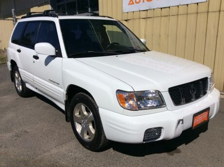 2002 Subaru Forester S Spokane WA