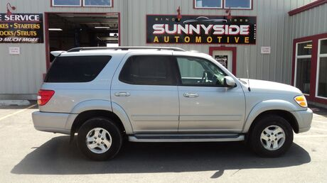 2002 TOYOTA SEQUOIA LIMITED Idaho Falls ID