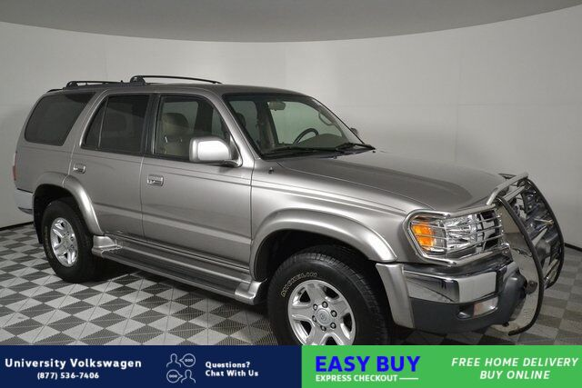 2002 Toyota 4Runner SR5 Seattle WA