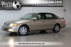 2002_Toyota_Avalon_XLS - LEATHER INTERIOR HEATED SEATS SUPER CLEAN JBL AUDIO CD PLAYER POWER SEATS_ Chicago IL