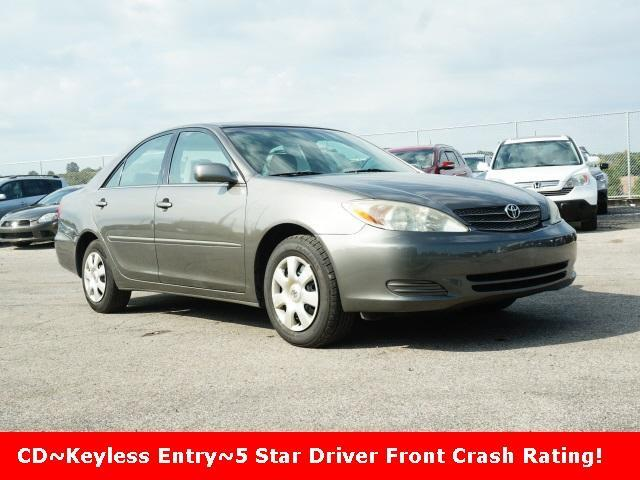 2002 Toyota Camry 4dr Sdn LE Auto Cranberry Twp PA