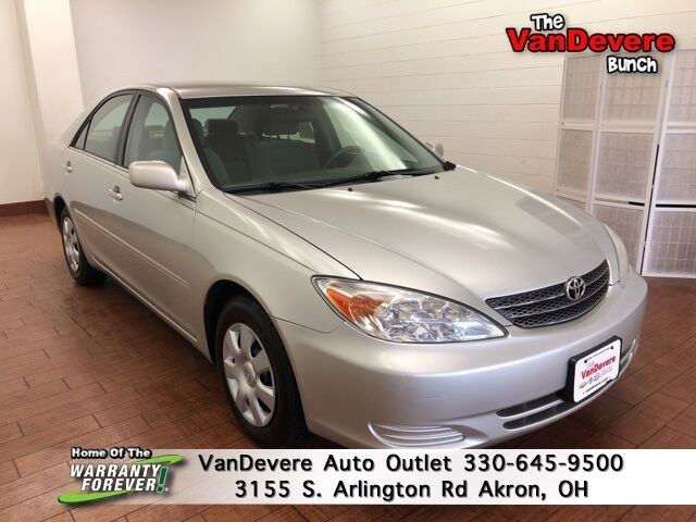 2002 Toyota Camry LE Akron OH