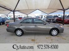 2002_Toyota_Camry_LE_ Plano TX