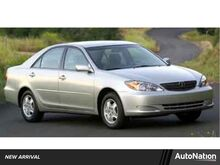 2002_Toyota_Camry_LE_ Roseville CA
