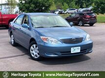 2002 Toyota Camry LE South Burlington VT