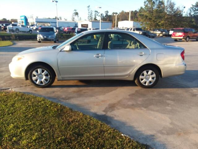 2002 Toyota Camry LE Whiteville NC