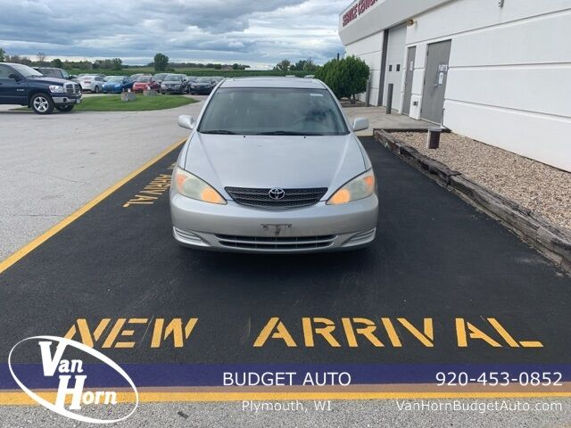 2002 Toyota Camry SE Plymouth WI