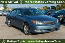 2002 Toyota Camry SE South Burlington VT