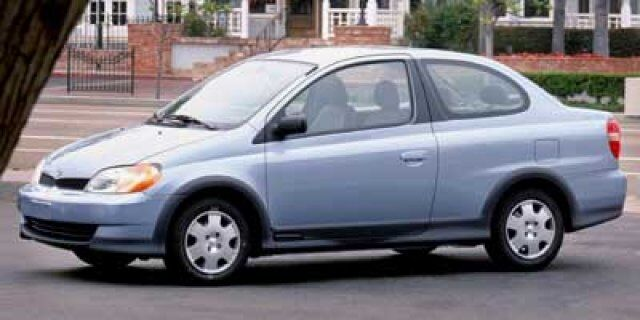 2002 Toyota Echo BASE