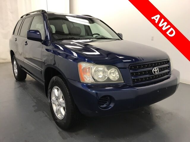2002 Toyota Highlander Base Holland MI