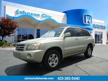 2002_Toyota_Highlander_Base_ Johnson City TN