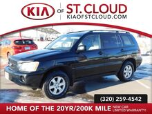 2002_Toyota_Highlander_Base_ St. Cloud MN