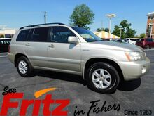 2002_Toyota_Highlander_Limited_ Fishers IN