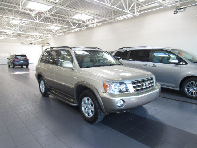 2002 Toyota Highlander Limited Green Bay WI
