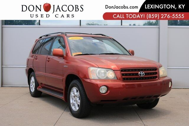 2002 Toyota Highlander Limited Lexington KY